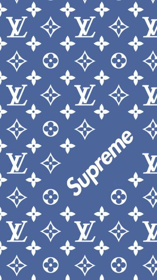 Обои на телефон луи витон, луи, supreme and louis v, supreme
