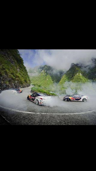 Обои на телефон дрифт, природа, купе, горы, время, genesis coupe, gencoupe, drifting, drift time lapse