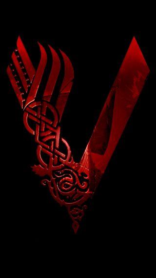 Обои на телефон викинги, флаг, логотипы, кровь, vikings blood, man