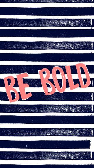 Обои на телефон будь, розовые, дизайн, девчачие, troutner, steph, be bold