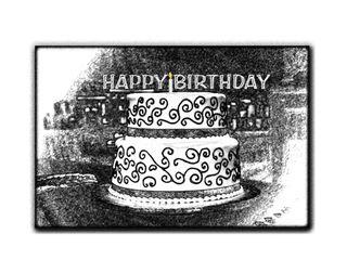 Обои на телефон торт, вечеринка, счастливые, свеча, день рождения, happy birthday cake