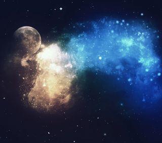 Обои на телефон космос, галактика, nexus, galaxy nexus, galaxy ix, galaxy