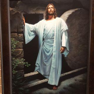 Обои на телефон пасхальные, исус, tomb, risen