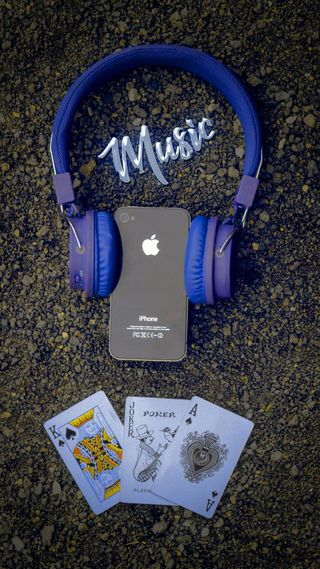 Обои на телефон технологии, эпл, музыка, айфон, iphone, apple