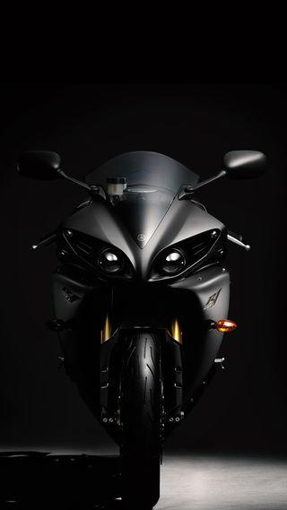 Обои на телефон байк, черные, тяжелый, heavy bike, grace, black r1 bike