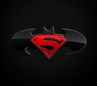 Обои на телефон карбон, супермен, супер, волокно, бэтмен, super batman