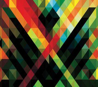 Обои на телефон мозаика, шаблон, новый, абстрактные, mosaic pattern