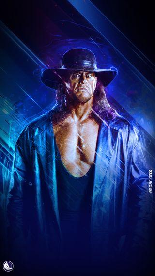 Обои на телефон wwe, undertaker
