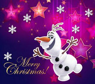 Обои на телефон холодное, счастливое, снеговик, рождество, олаф, 2160x1920px
