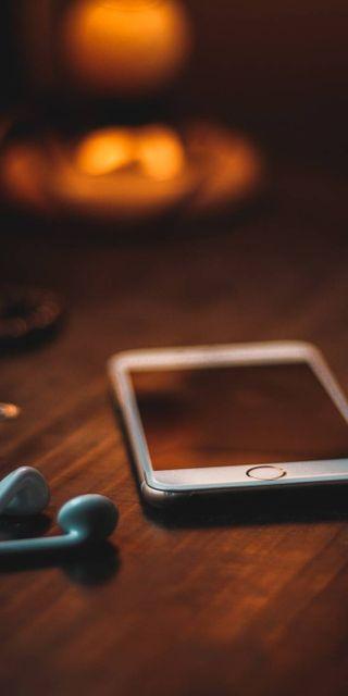 Обои на телефон размытые, пик, айфон, iphone
