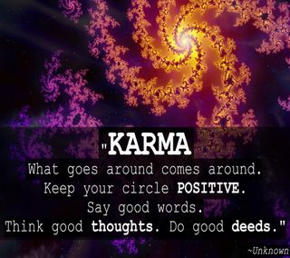 Обои на телефон позитивные, слова, мысли, карма, good, goes around, deeds, back