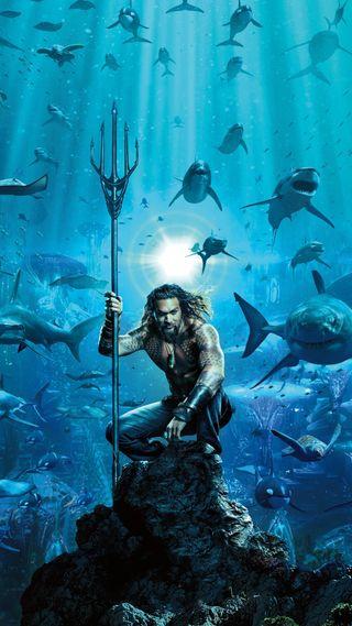 Обои на телефон актер, фильмы, вода, аква, aqua man