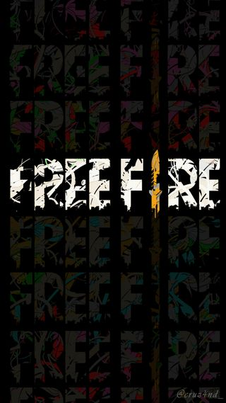 Обои на телефон гарена, свобода, огонь, логотипы, амолед, айфон, iphone, freefire, free fire, fondo, amoled