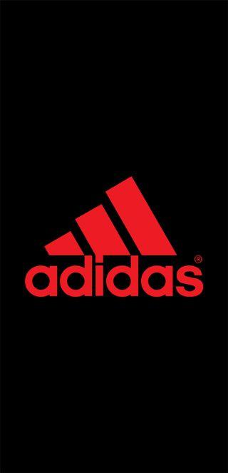 Обои на телефон черные, логотипы, красные, бренды, адидас, ropa, deportiva, adidas
