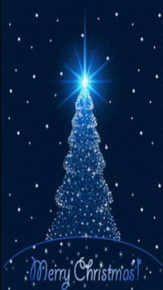 Обои на телефон украшение, рождество, дерево