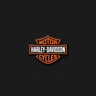 Обои на телефон эмблемы, харли, логотипы, карбон, значок, harley carbon 1