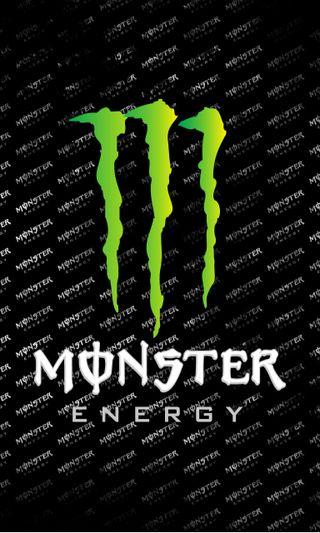 Обои на телефон энергетики, monster