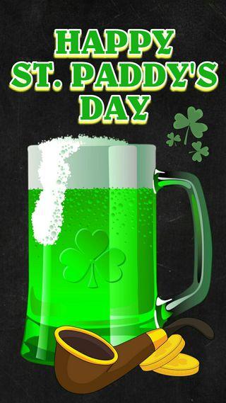 Обои на телефон ирландские, пиво, зеленые, день, st paddys day, pub, pipe