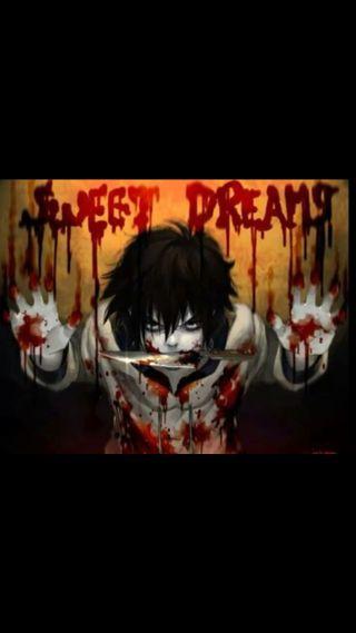 Обои на телефон киллер, милые, мечты, jeff the killer, creepypasta
