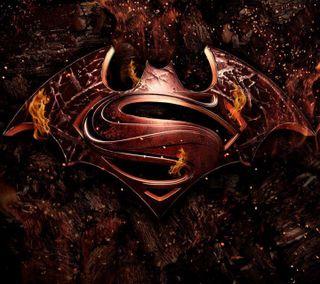 Обои на телефон супергерои, супермен, рисунки, развлечения, против, мультфильмы, голливуд, бэтмен, superman vs batman