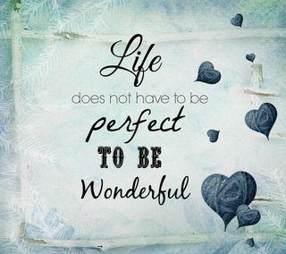 Обои на телефон позитивные, цитата, текст, замечательный, жизнь, perfect wonderful, life positive