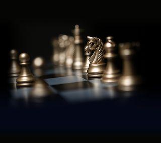 Обои на телефон шахматы, матовые, черные, хуавей, стена, стандартные, золотые, huawei mate 10