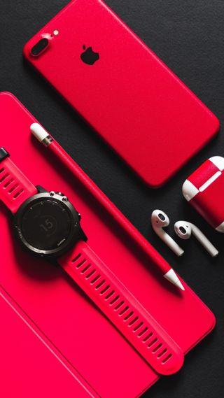 Обои на телефон эпл, цвета, роскошные, watches, solid colours, luxury, apple