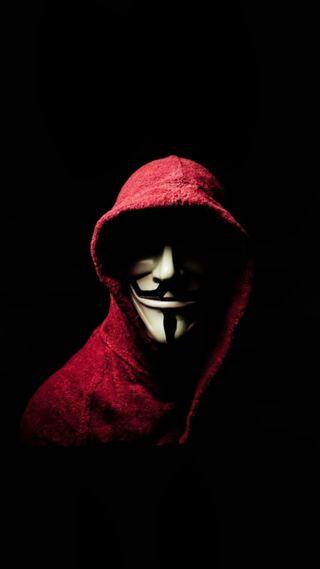 Обои на телефон хакер, стиль, мортал, маска, анонимус, unknownhuman, maskman