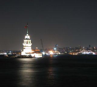 Обои на телефон стамбул, турецкие, kiz kulesi, istanbul kiz kulesi