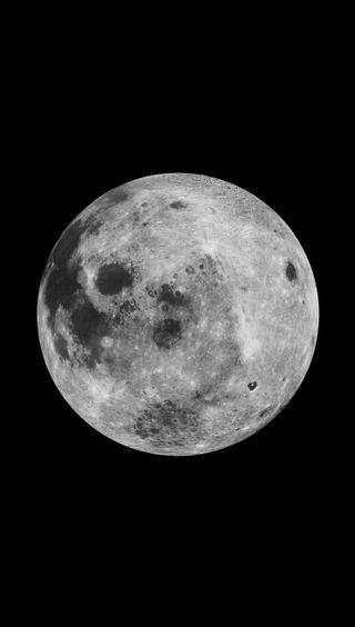 Обои на телефон фото, природа, луна, космос