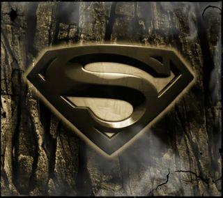 Обои на телефон герои, супермен, логотипы, винтаж, vintage superman