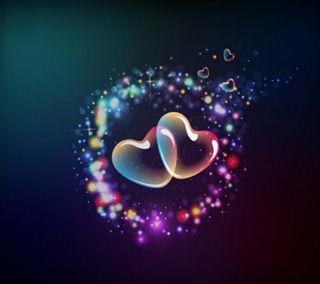 Обои на телефон decent heart, сердце, мой, пожелание, разум, комментарий