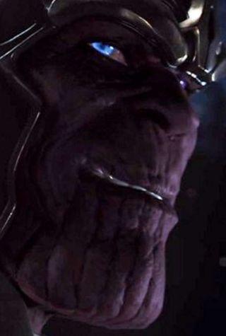 Обои на телефон титан, танос, thanos of titan