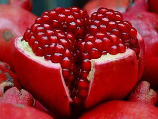 Обои на телефон фрукты, pomegranate, pome, granate