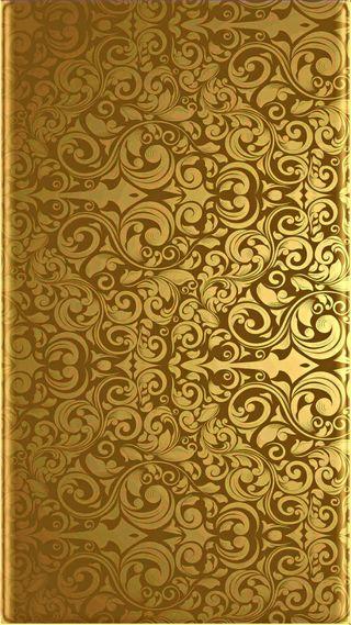Обои на телефон узоры, симпатичные, приятные, золотые, арт, gold patterns, glossy, art