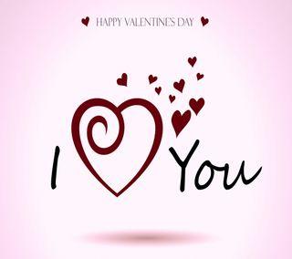 Обои на телефон валентинки, ты, счастливые, сердце, любовь, день, валентинка, love, i love you