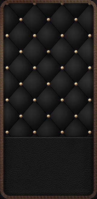 Обои на телефон премиум, черные, новый, золотые, black gold premium