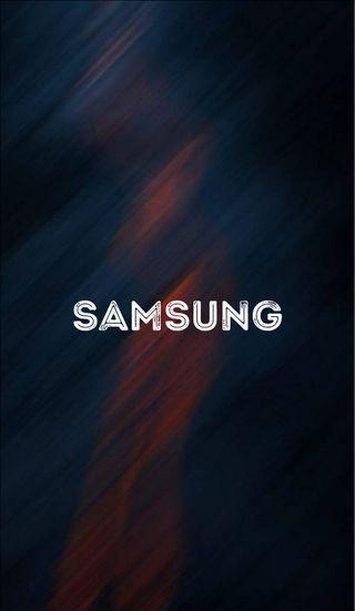 Обои на телефон samsung, samsung mobile, логотипы, дизайн, небо, ночь, самсунг, бренды, мобильный