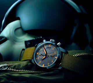 Обои на телефон часы, новый, военные, pilot, hd