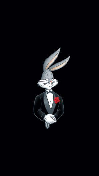 Обои на телефон персонажи, мультфильмы, кролик, looney tunes