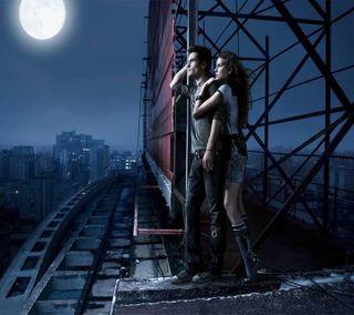 Обои на телефон мост, пара, любовь, крутые, love, couple on bridge
