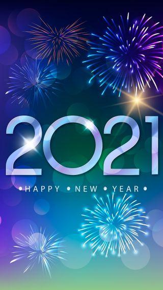 Обои на телефон фейерверк, счастливые, симпатичные, праздновать, новый, день, год, years, happy, 2021