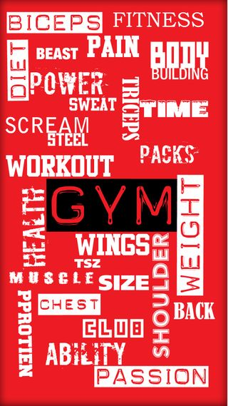 Обои на телефон тренировка, спортзал, спорт, tsz, biceps