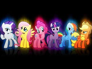 Обои на телефон пони, мой, маленький, магия, дружба, my little pony fim
