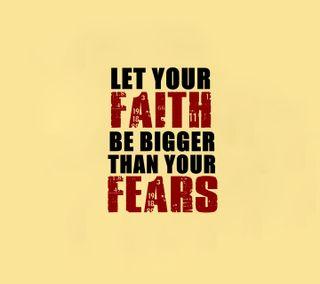 Обои на телефон вера, цитата, страх, приятные, поговорка, отношение, крутые, высказывания, fears