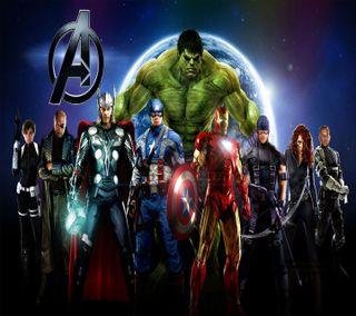 Обои на телефон человек паук, халк, фильмы, рокки, новый, мстители, крутые, андроид, the avengers hd, android, 2012