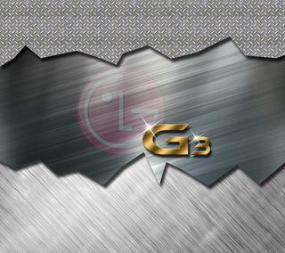 Обои на телефон цветные, серебряные, металл, материал, золотые, железный, lg, g3