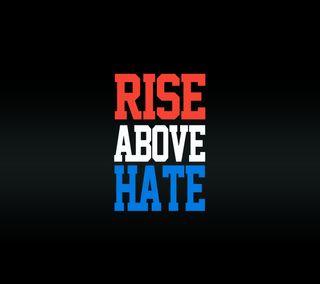 Обои на телефон ненависть, цитата, подъем, поговорка, новый, крутые, знаки, above