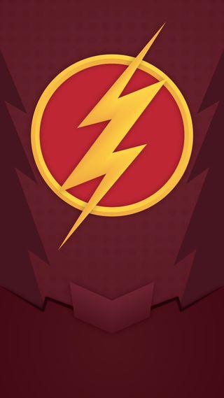 Обои на телефон флэш, супергерои, супер, герой