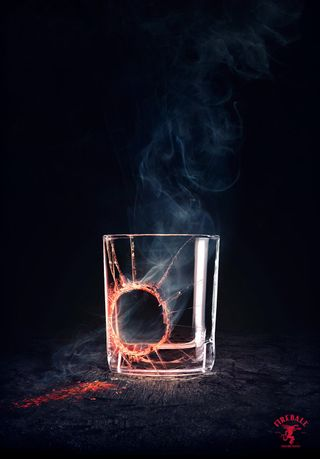 Обои на телефон виски, стекло, liquor, hd, fireball whisky, fireball